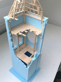 step by step!   Scale model   Diorama   Vignettes