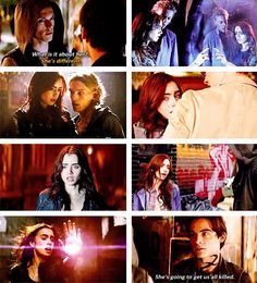 Jace and clary