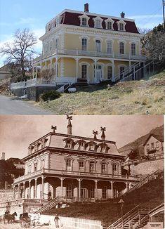 savage mansion virginia city nevada | savage mansion 3 10