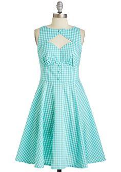 Flair Maiden Dress