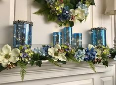 Valerie Parr Hill, Beautiful Homes, Glass Vase, Home Decor, House Of Beauty, Decoration Home, Room Decor, Home Interior Design, Home Decoration