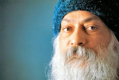 "Is thinking positively the solution to everything? The spiritual master, Osho certainly doesn't think so. He calls positive thinking, the ""biggest bullshit philosophy"". Osho Meditation, Wise Quotes, Hindi Quotes, Inspirational Quotes, Osho Love, Zen Master, Just Relax, Touching You, Influential People"