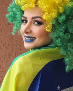 Brazil makeup