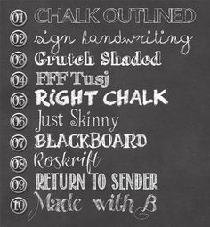 free outlined script handwriting - Google Search