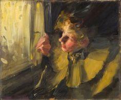 Omnibus ~ Anders Zorn ~ (Swedish 1860–1920)