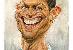 Cartoon Magazine Toons Mag is an award-winning daily cartoons, comics, caricatures, and articles publishing platform. Cristiano Ronaldo, Cartoons Magazine, Latest Cartoons, Celebrity Caricatures, First World, Comic Art, Donald Trump, Comics, Football Soccer