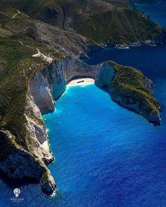 Zakynthos Drone Photography, Nature Photography, Travel Photography, Healthy Bikini Body, Beach Holiday, Summer Kids, Ocean Beach, Beautiful Beaches, Greece