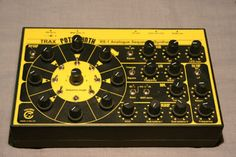 MATRIXSYNTH: ROTA-SYNTH RS-1 Analogue Sequencer / Synthesizer