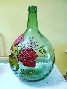 Botellas De Cristal Para Pintar