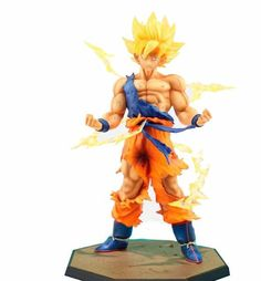 Dragon Ball Z Super #Saiyan Son #Goku Action Figure #dragonabllz #actionfigures #toystore #toys