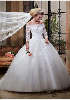 لباس عروس 6362 | اورُسیوم عکس لباس عروس