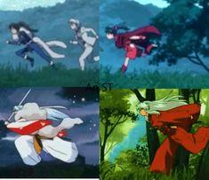Inuyasha Fan Art, Inuyasha And Sesshomaru, Inuyasha Love, Kagome Higurashi, Sword Art Online, Online Art, Tokyo Ravens, Blue Exorcist, Anime Shows