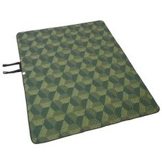 XL blanket green