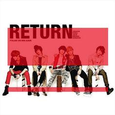 [K]FTISLAND 3rd mini album「RETURN」【韓国盤】【楽天市場】