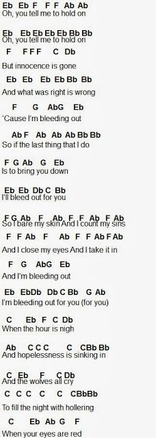96 best Piano♡ images on Pinterest | Sheet music, Guitar and Chart ...