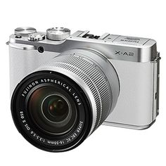 FUJIFILM X-A2 is a high-performance compact system camera with high-quality CMOS…