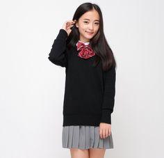 78b3a28509 Znalezione obrazy dla zapytania japanese school sweater School Uniforms