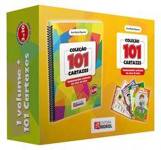 Coleção 101 Cartazes 3 a 10 Anos - ISBN 978853394061