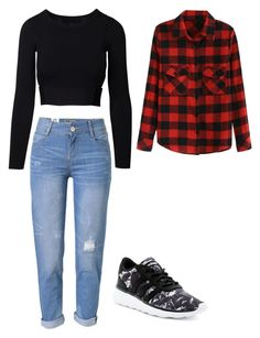"""""""Untitled #97"""" by destiny-mcgeough on Polyvore featuring WithChic and adidas"""