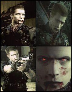 Albert Wesker, Resident Evil 5, Supernatural, Occult