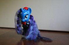OOAK Custom Doctor Who T.A.R.D.I.S. G4 My Little Pony by agilae, $35.00