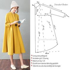 Dress Pattern Look! Dress Pattern Look! Dress Pattern The post Look! Dress Pattern appeared first on New Ideas. Dress Pattern Look! Dress Pattern The post Look! Dress Pattern appeared first on New Ideas. Fashion Sewing, Diy Fashion, Ideias Fashion, Fashion Fabric, Fashion Clothes, Korean Fashion, Fashion Dresses, Fashion Jewelry, Womens Fashion