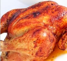 Clay Pot Aromatic Honey and Ginger Baked Chicken Recipe Honey Chicken, Oven Baked Chicken, Baked Chicken Recipes, Oven Recipes, Cooker Recipes, Roast Chicken, Claypot Recipes, Tagine Cooking, Clay Oven