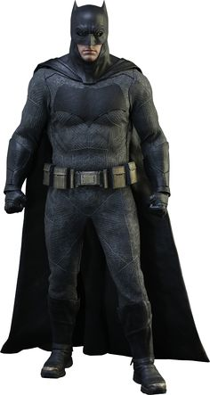 Batman Vs. Superman, Batman figure by Hot Toys