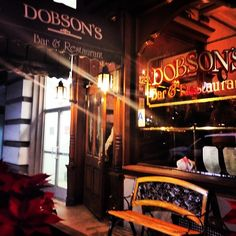 Check Out Dobson\'s Bar & Restaurant  in San Diego, CA as seen on Best Thing I Ever Ate and featured on TVFoodMaps.