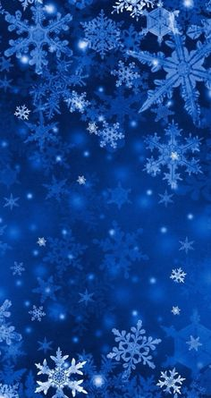 Blue Snow | Christmas Time | Love |