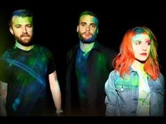 Paramore - I'm Not Angry Anymore - YouTube