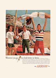 VINTAGE FASHION AD Mid Century Fashion Art by EncorePrintSociety Vintage Style, Vintage Fashion, Arrow Shirts, Retro Ads, Mid Century Design, Boat Neck, Fashion Art, Cool Outfits, The Past