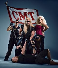 Dog bounty hunter wife pics dog the bounty hunter for How many kids does beth chapman have