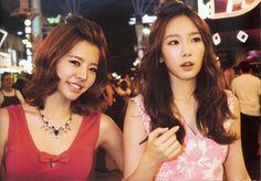 Sunny and Taeyeon