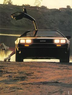 """Goodmorn'ian, look at the valedictorian-- scared of the future while I hop in the DeLorean..."""