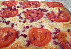 SchwedischHolstein: Tomaten-Schafskäse Tarte eller Tomater-Fetaost Tar...