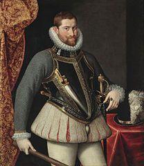 Portrait of Rudolf II, Holy Roman Emperor (circa Martino Rota. Austria, Adele, Don John, Empire Romain, Renaissance Portraits, Old Portraits, Classic Portraits, High Renaissance, Renaissance Fashion