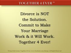 Marriage Tips to Keep You ♥ Together4Ever ~~~~~~~~~~~~~~ Visit together4ever.org Like our page on facebook.com/4keeps