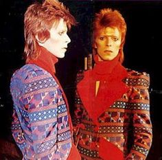 David Bowie / Space Oddity inspired fashion