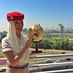 Emirates Stewardess, I'm a globalista from Sydney, Australia. Where are you…