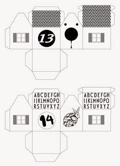 mixtum design: Letos s předstihem . Advent, Diagram, Design