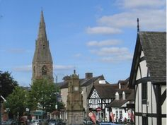 Ruthin, Wales - Ruthin is situated in the Vale of Clwyd in the county of Denbighshire, North Wales. It is approximately 27 miles from Chester, 18 miles from the North Wales coast, and approx. 15 miles from the Snowdonia National Park.