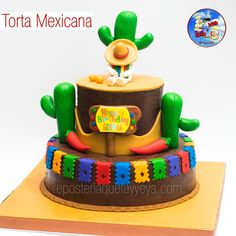 Torta Mexicana - Mexican Cake
