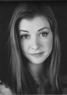 Alyson Hannigan (born: March 24, 1974, Washington, D.C., USA) is an American actress. She is best known for her roles as Willow Rosenberg in the television series Buffy the Vampire Slayer (1997–2003), Lily Aldrin on the CBS sitcom How I Met Your Mother (2005–2014) and Michelle Flaherty in the American Pie film series (1999–2012).