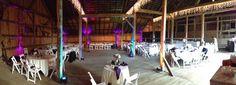 1805 Harmonist Barn. this is where I'm having my wedding. Blank space.