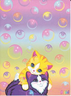 Items similar to Vintage Lisa Frank Kitten Stationery on Etsy Lisa Frank Stickers, 90s Childhood, Childhood Memories, 90s Cartoons, Architecture Tattoo, Cute Images, Pretty Pictures, Wedding Art, 90s Kids