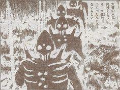 空中庭園と幻の飛行船: 『風の谷のナウシカ』 年々変化していく巨神兵の姿を追ってみた! Hayao Miyazaki, Manga Anime, Character Art, Character Design, Anime Witch, Studio Ghibli Art, Bizarre Art, Comic Drawing, Character Illustration