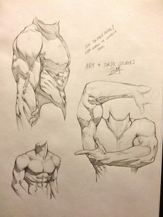 Anatomy Drawing Tutorial Male arm and torso studies by DefiantArtistry - Human Anatomy Drawing, Body Drawing, Anatomy Art, Arm Anatomy, Arm Drawing, Human Anatomy For Artists, Drawing Hair, Gesture Drawing, Male Figure Drawing