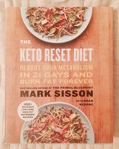 Keto Reset Diet #bookreview