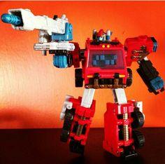 Inferno robot mode Transformers Energon, Nerf, Robot, Toys, Activity Toys, Robotics, Robots, Games, Toy